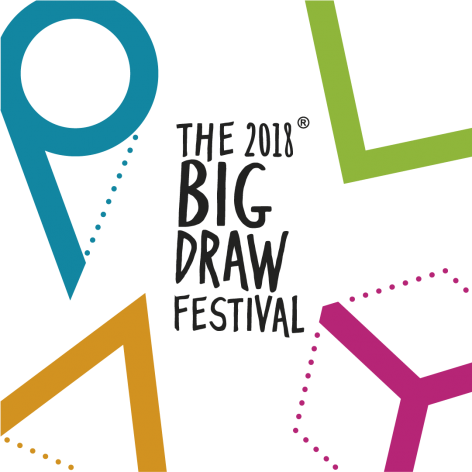 Support drawing family time. The big draw world