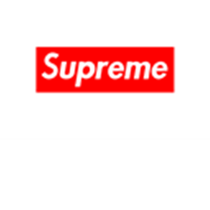 Transparent supreme roblox. Box logo wear with