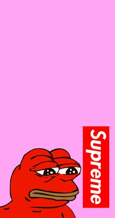 Supreme clipart home screen. Wallpaper bot hd iphone