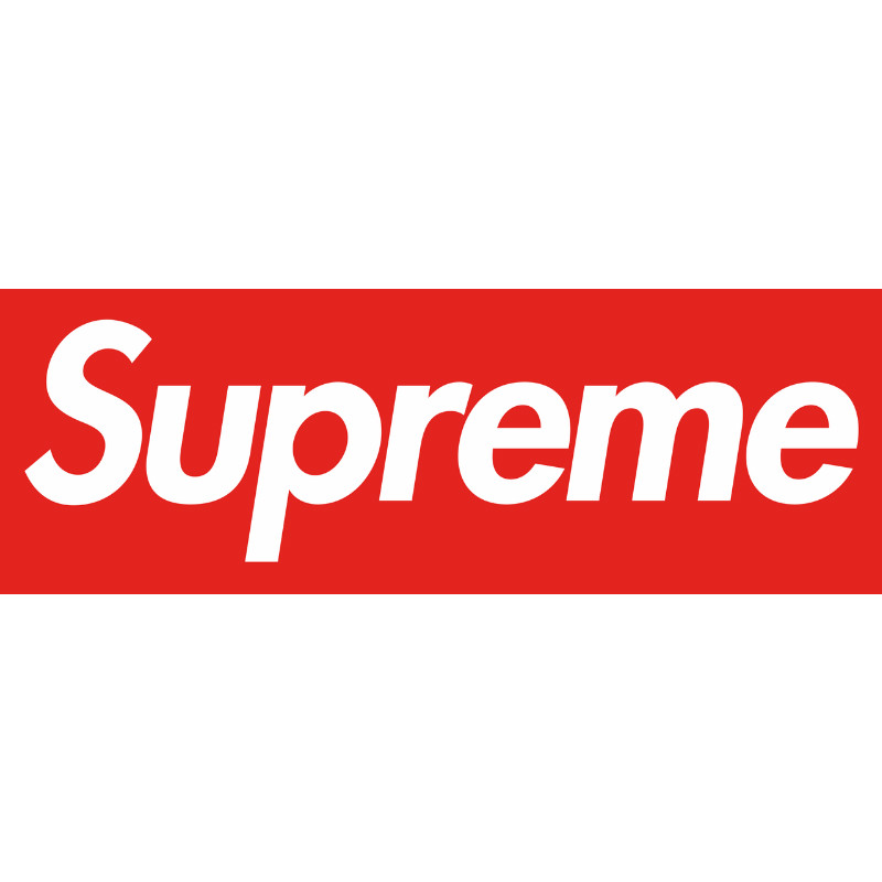 Supreme clipart new york supreme. Font and logo is