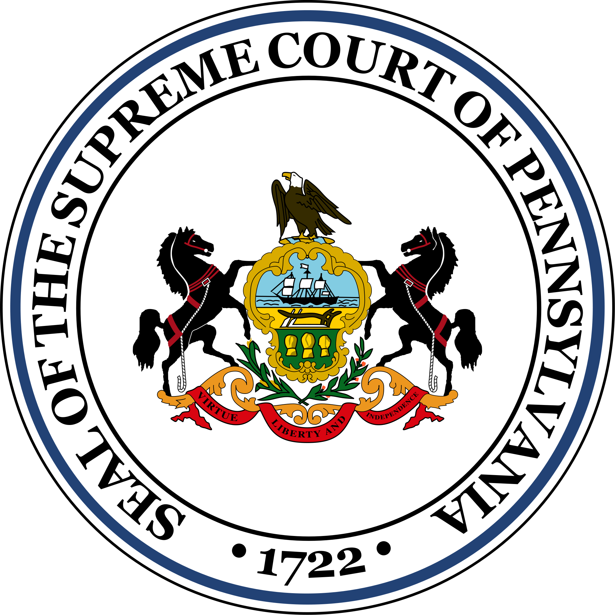 File seal of the. Supreme court png svg free download