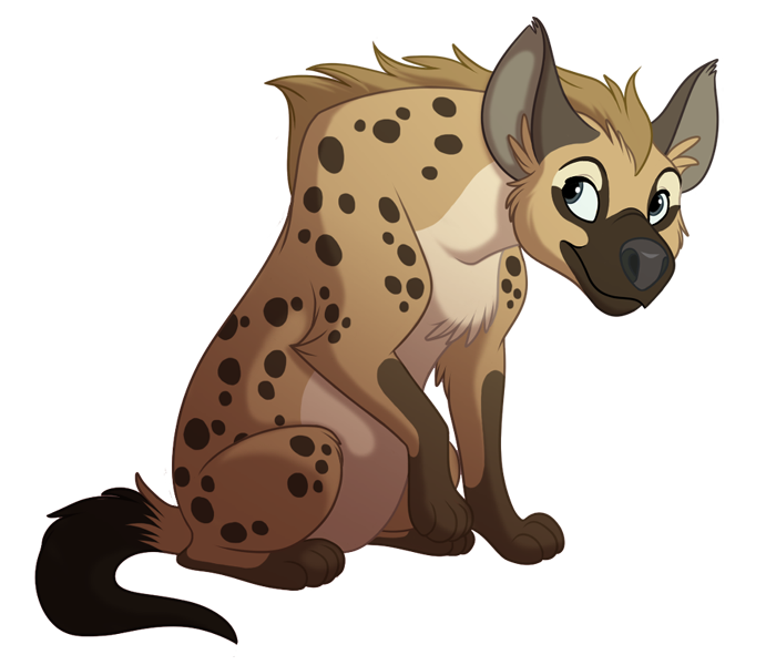 Collection of free hyenas. Hyena vector jpg freeuse download