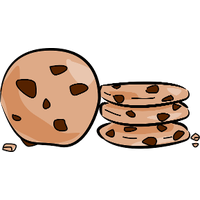 Cookie clipart watercolor. Download category png and