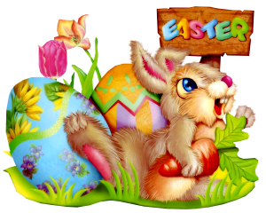 Surprised clipart bunny. Easter clip art library