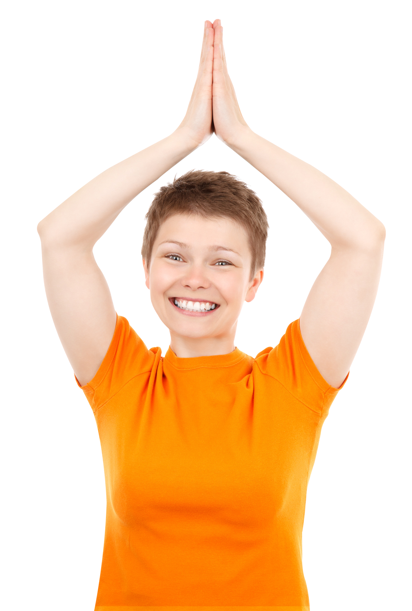 Surprised girl png. People images page of