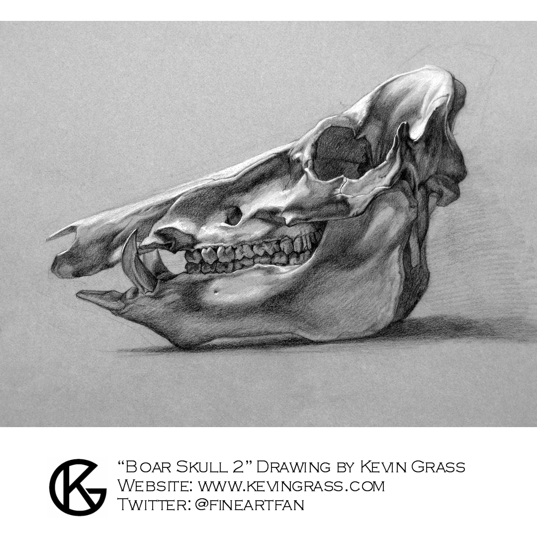 Surrealist drawing mouth. Kevin grass artist on