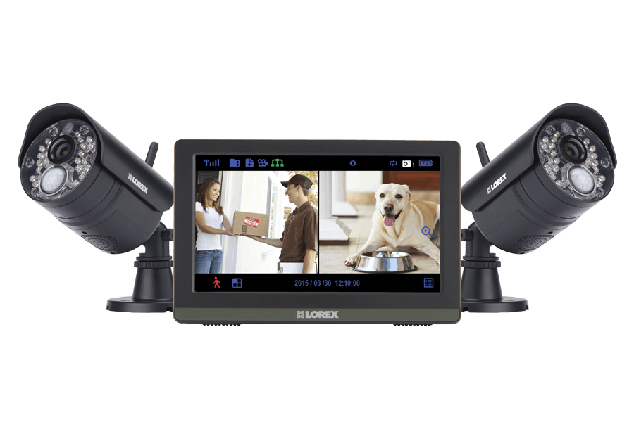 Surveillance camera recording png. Wireless p touch screen