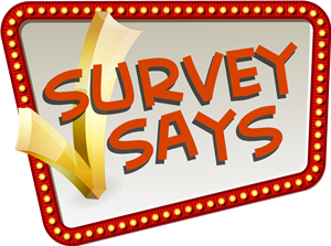 Student feedback says. Survey clipart clip art library stock