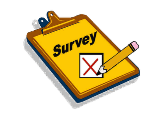 survey clipart application