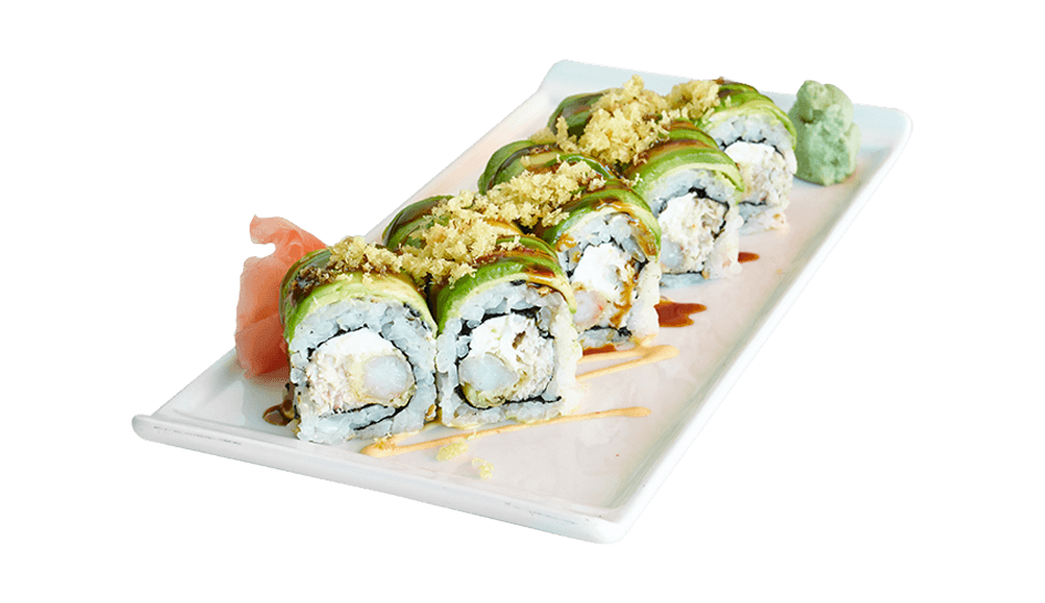 Sushi plate png. Perfection roll ceviche restaurant