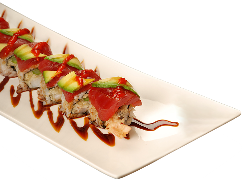 Sushi plate png. Maru japanese food and
