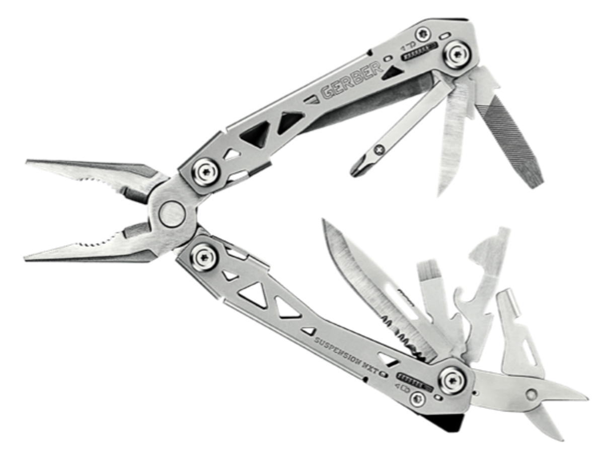 Suspension clip edc. Gerber launches nxt and