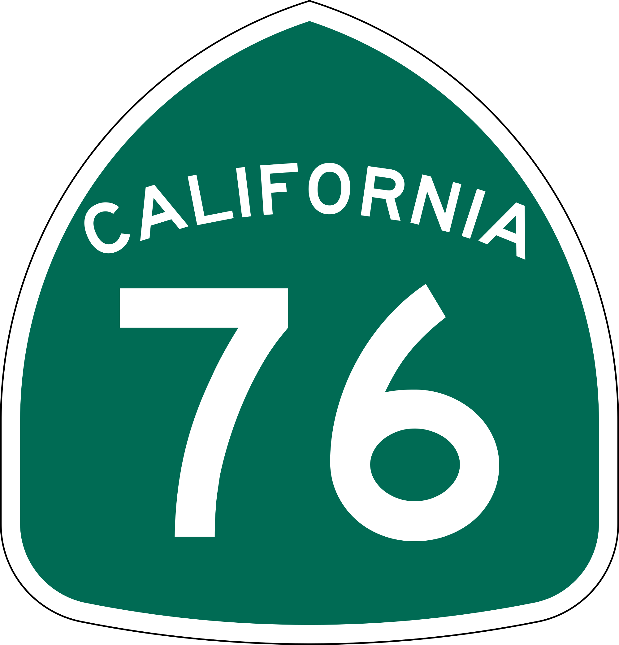 File california wikimedia commons. Svg 76 banner royalty free library
