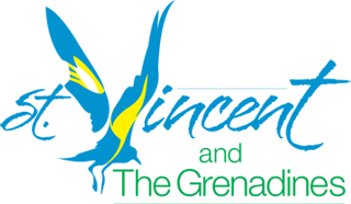 Saint Vincent and the Grenadines. Flag coat of arms