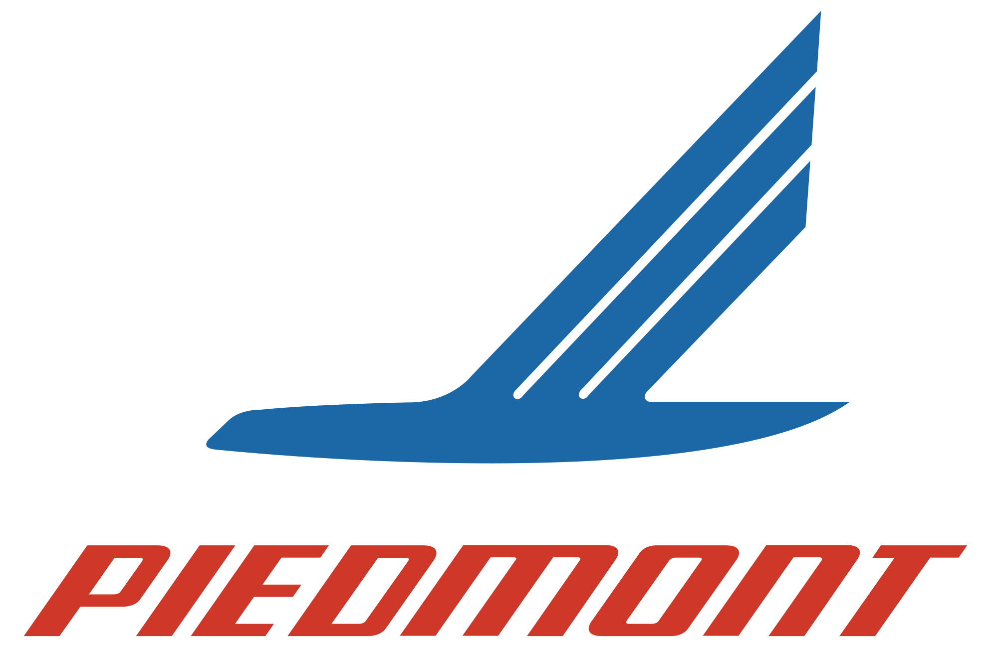 Svg airline twin otter. Piedmont airlines wikipedia logosvg