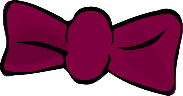 Svg and png files elmo bowtie. Bow clip free download