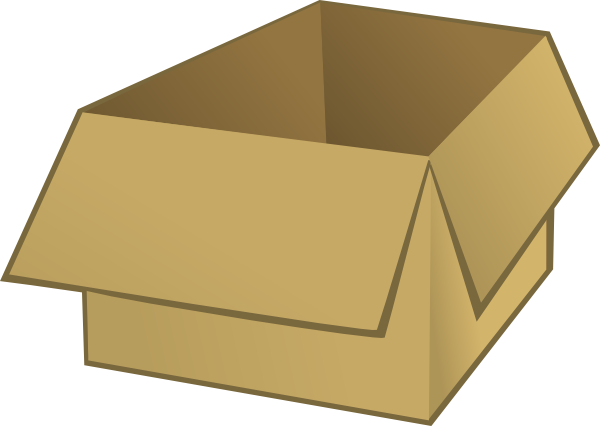 Svg box animated. Open clip art at