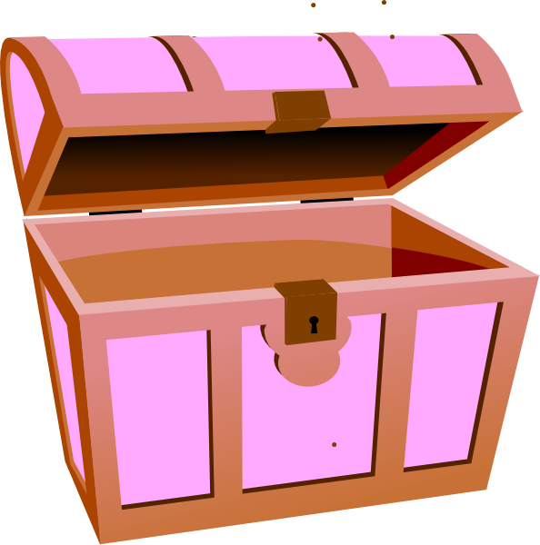 Svg boxes treasure. Collection of free chast