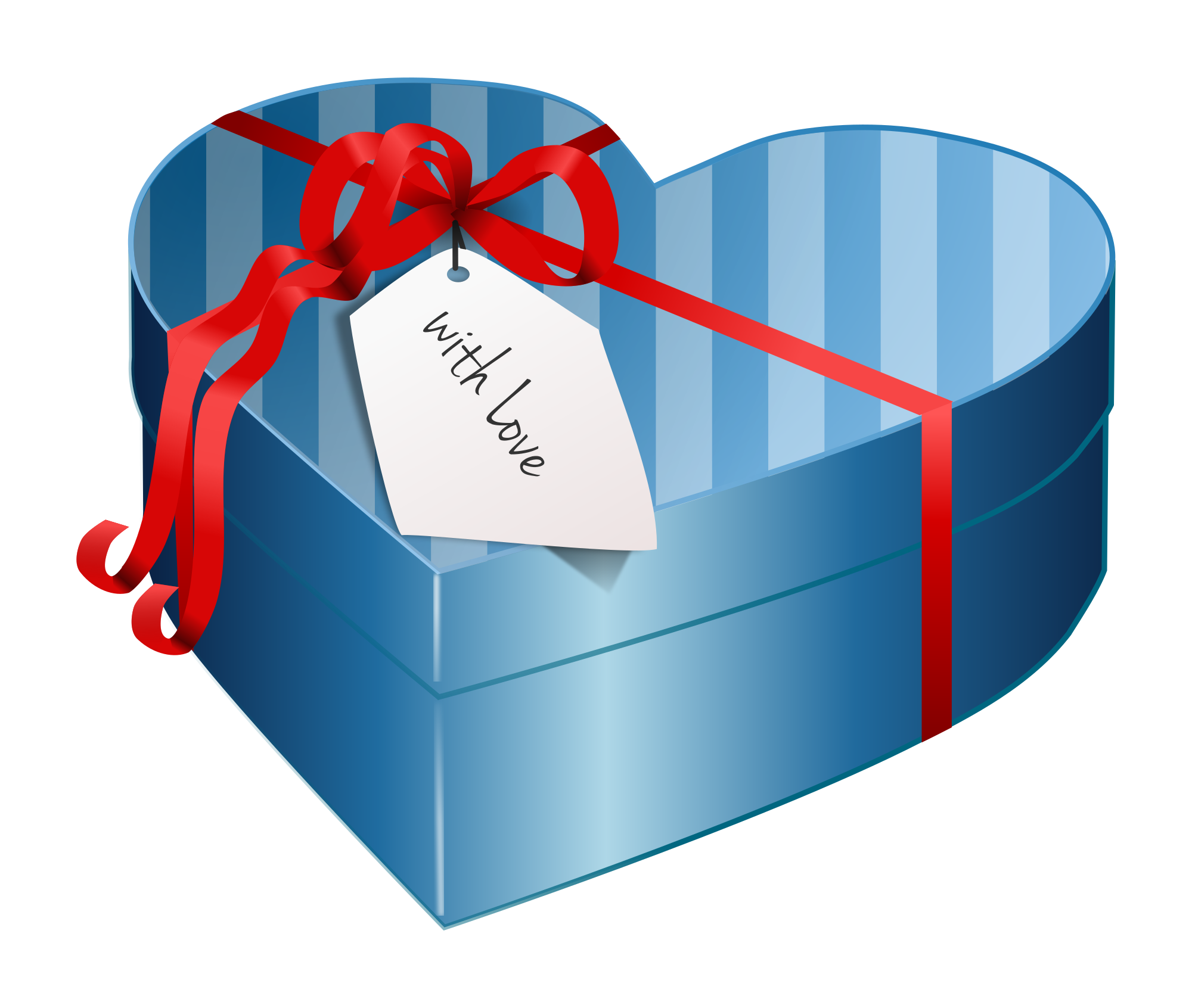 Svg boxes gift. File valentines day box