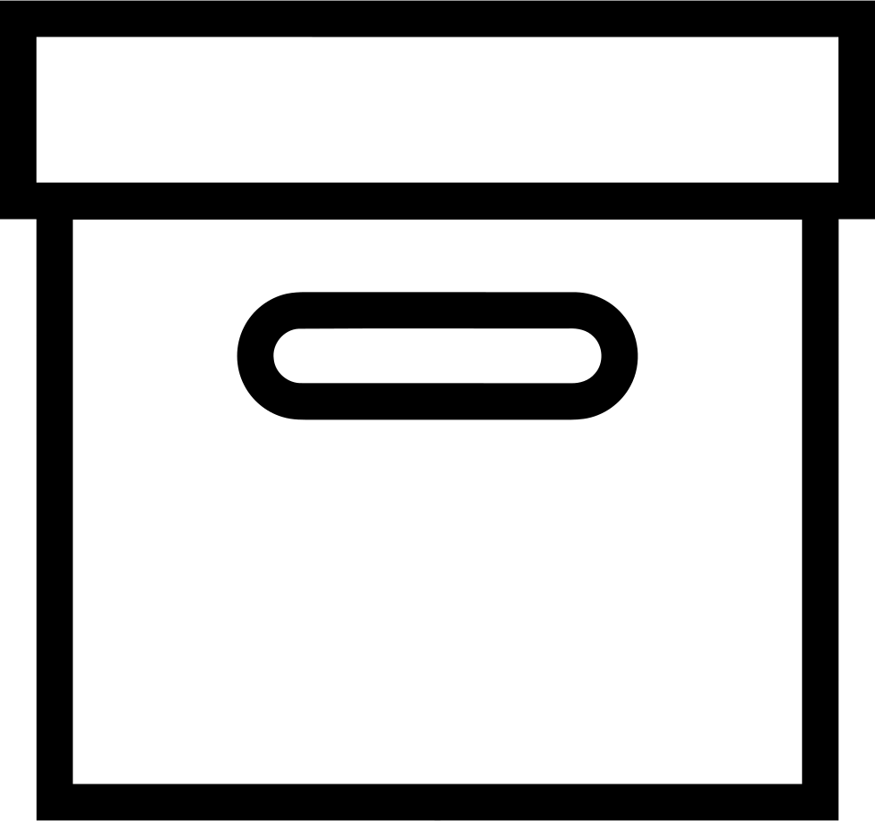 Svg boxes vector. Box png icon free