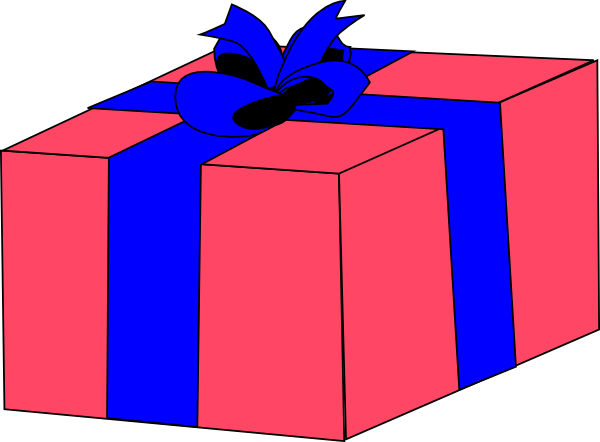 Svg boxes animated. Gift box clip art