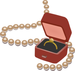 Svg boxes jewelry. Jewellery box clipart i