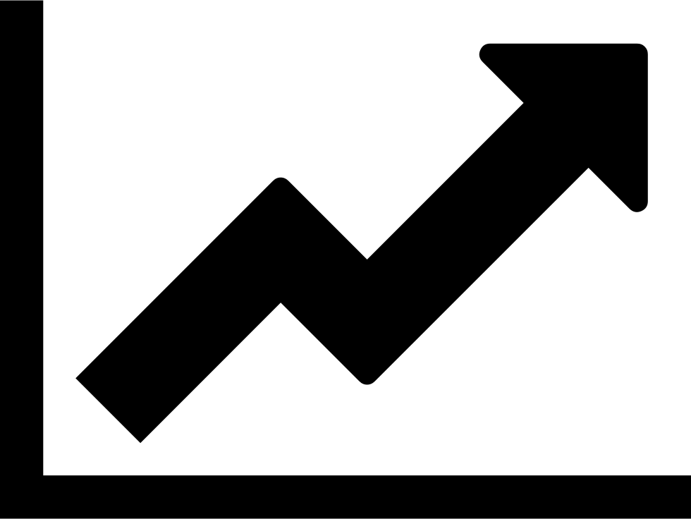 Svg charts line. Chart png icon free