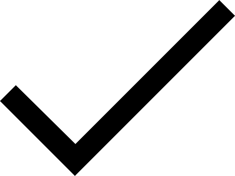 Svg checkmark tic. Tick png icon free