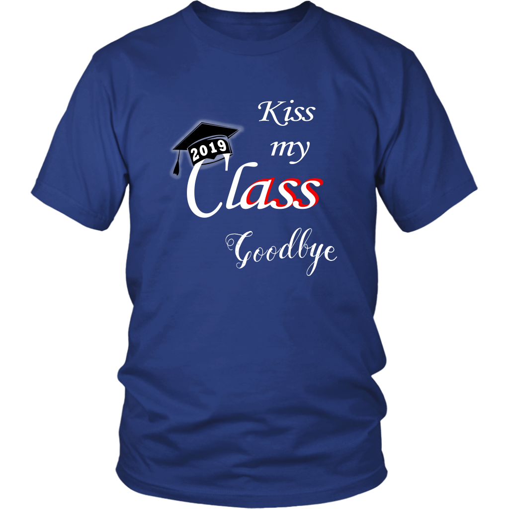Svg class 2019. Kiss my goodbye of
