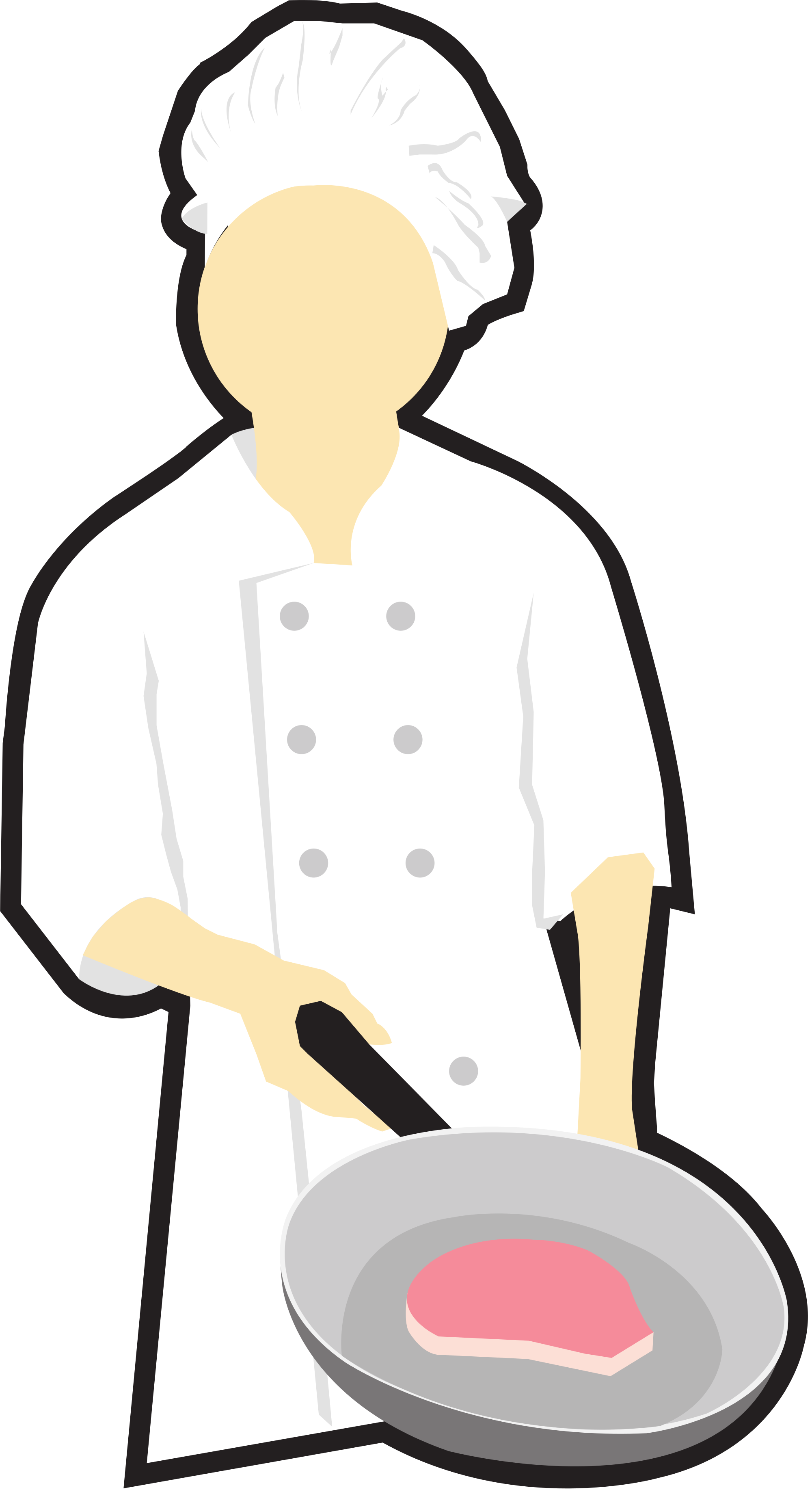Svg clip. File chef cooking art