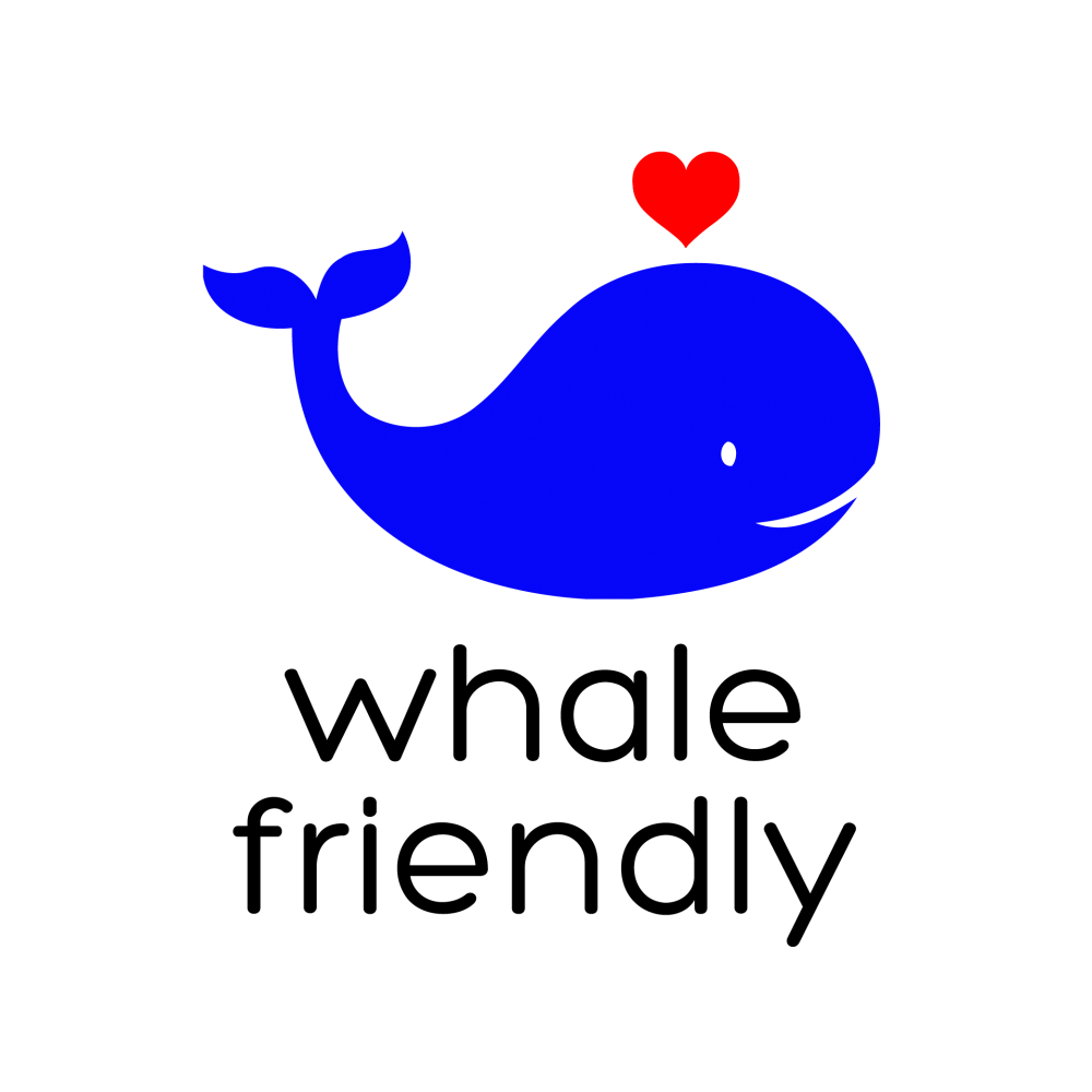 Svg com. Whale friendly all free