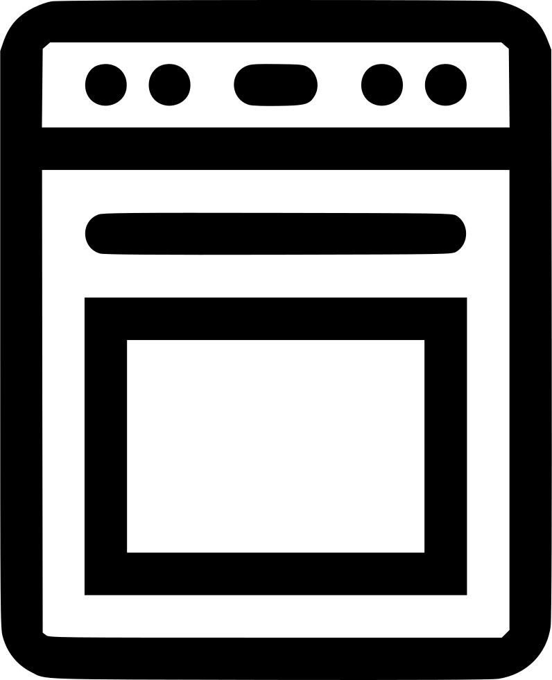 Fuelappliances cook cooker kitchen. Gas clipart single stove svg transparent library
