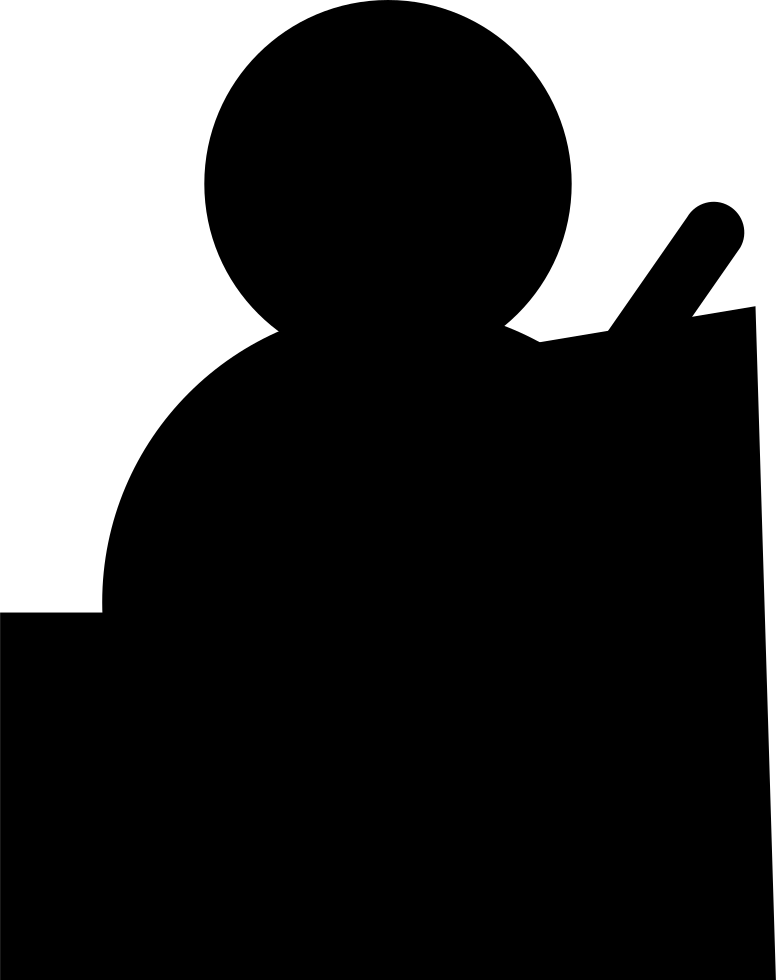 Svg conversion silhouette. Webmaster png icon free