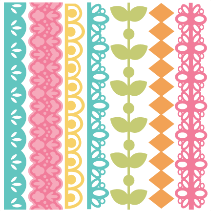 Svg design border. Free file daily if