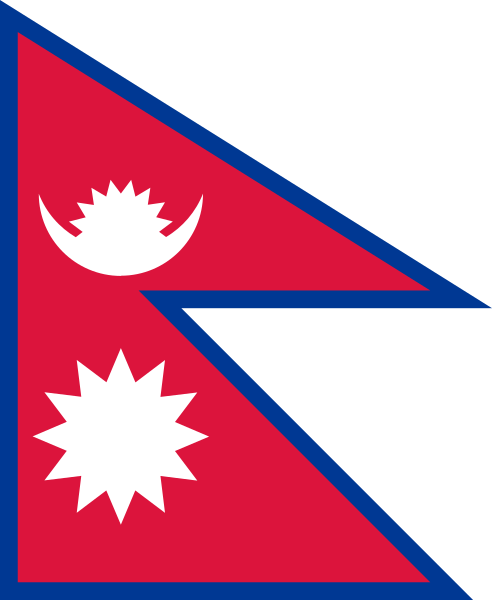 File flag of nepal. Svg flags transparent library