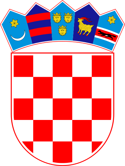 Svg flags serbo croatian. Coat of arms croatia