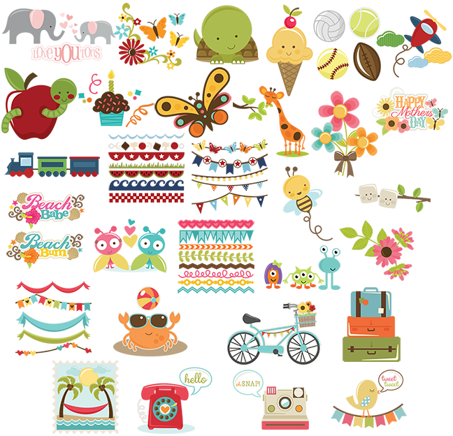 Svg freebies. May free files for