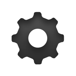 Svg gear geometry dash. Free icon transparent download