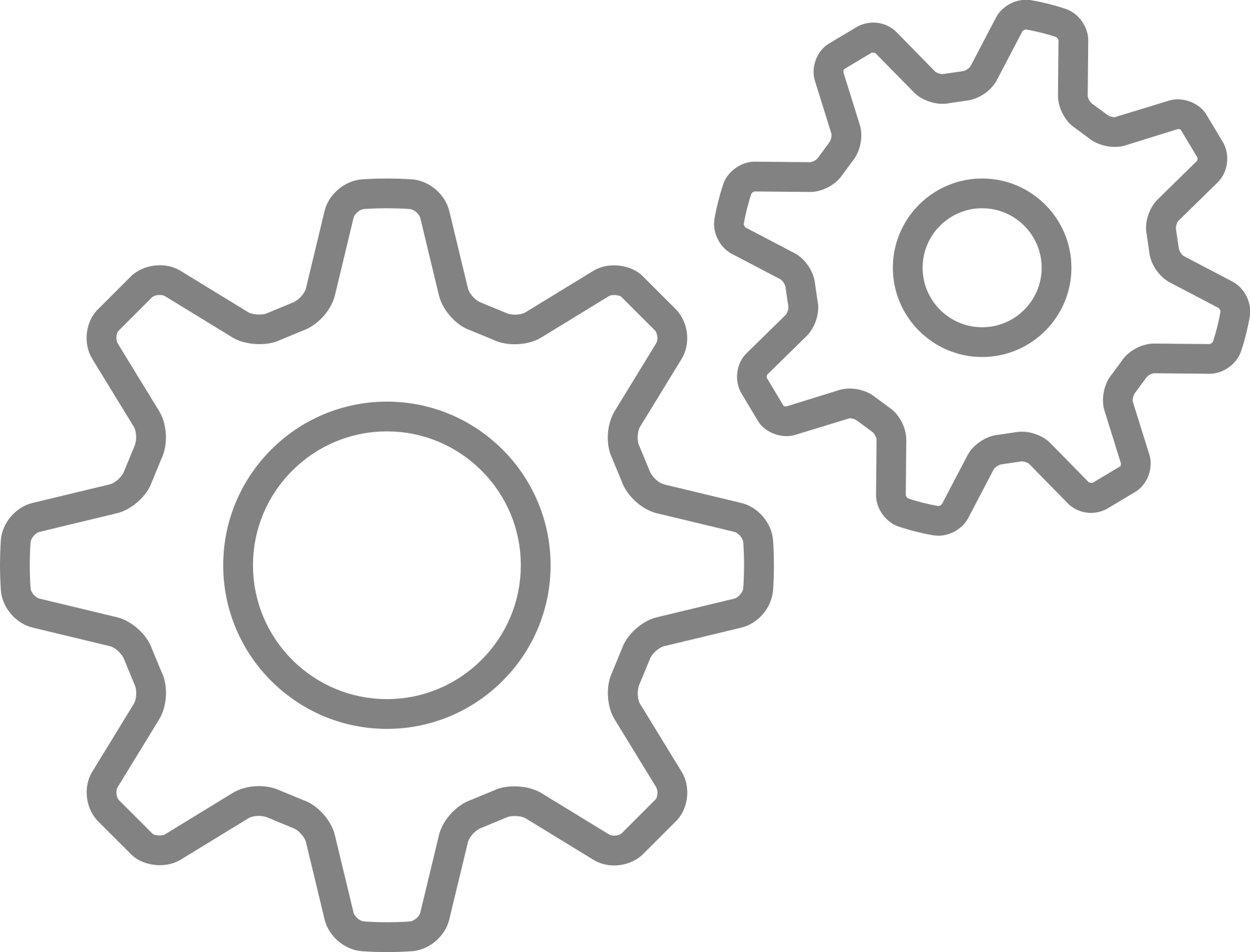 Svg gear line. File style icons gears