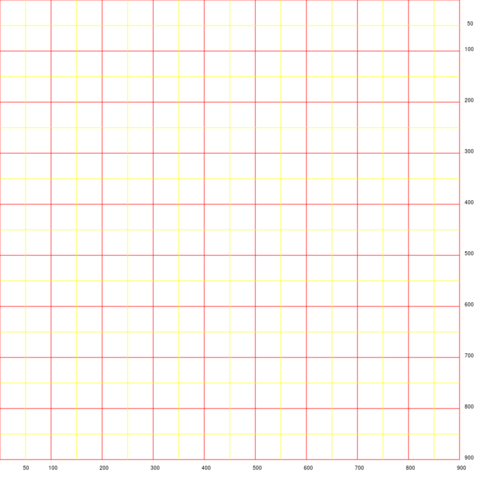 Svg grid. File int red yellow