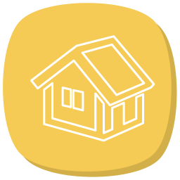 Svg hover color. House icon myiconfinder