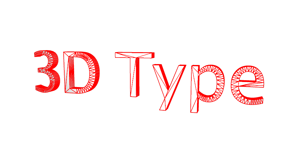 Svg importer. Arnold renders type import