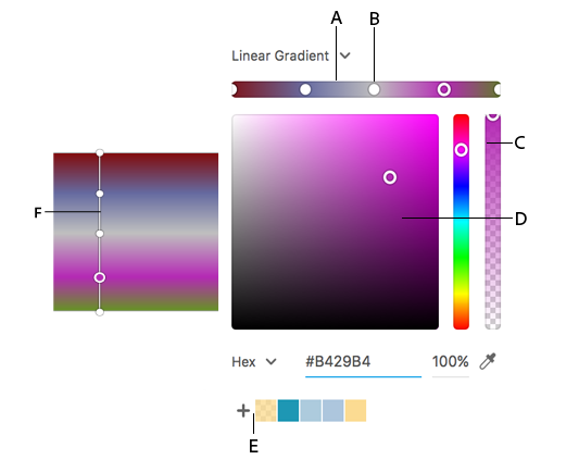 Svg importer gradientcolor. Create and modify radial