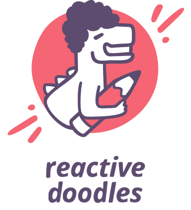 Svg importer plugin. Reactive doodles app and