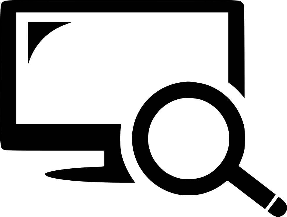 Svg mac finder. Zoom magnifier search pc