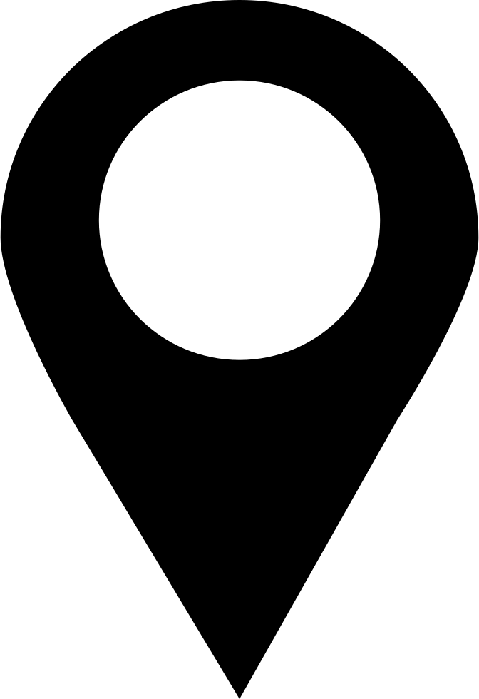 Svg marker house map. Location pin png icon