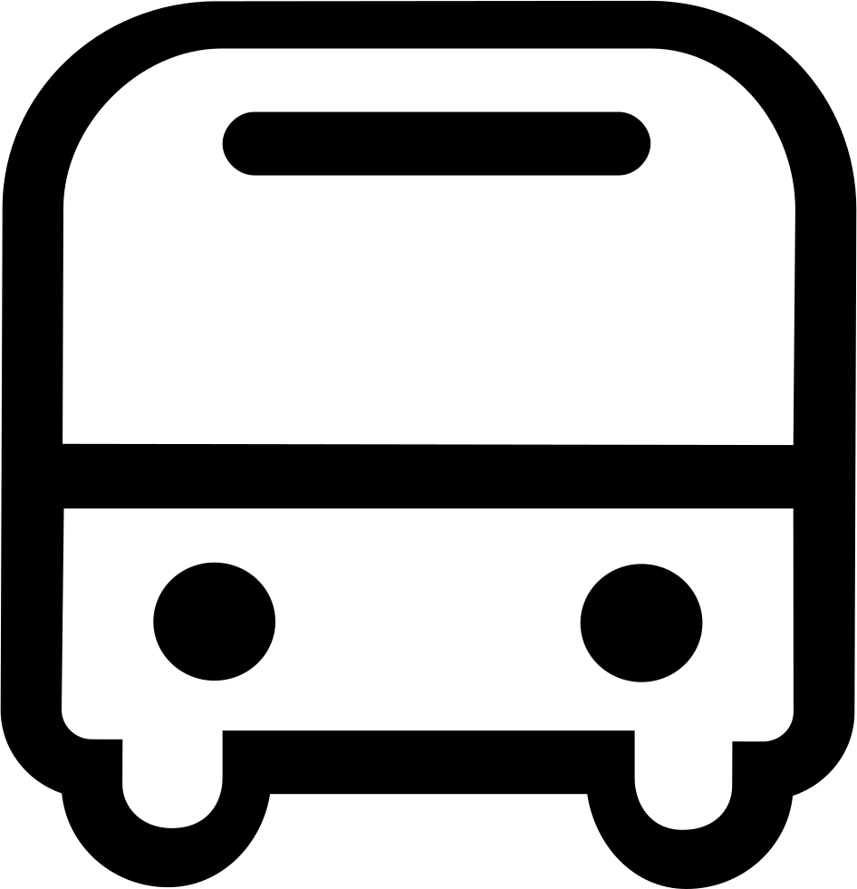 Svg marker bus. Png icon free download