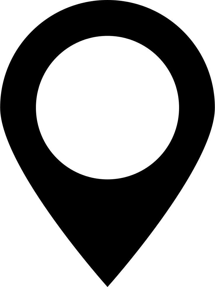 Svg marker house map. Pin location png icon