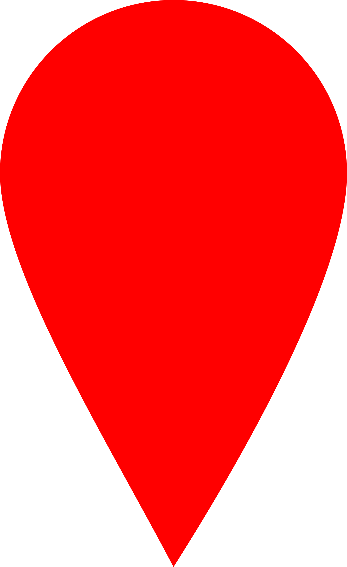 Svg marker map. Red locator icons png