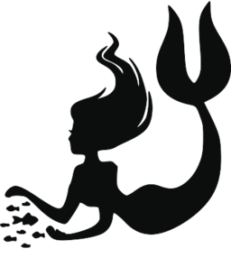 svg mermaid